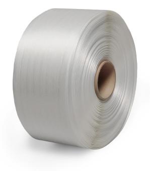 PES textilní pásky lepené 9 - 25 mm
