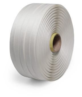 PES textilní pásky tkané 13 - 40 mm